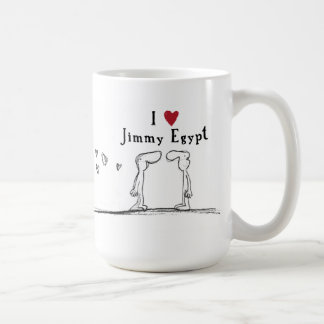 """Jimmy Egypt "" Coffee Mug"