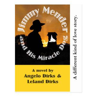 Jimmy Mender Postcard