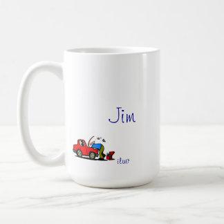 Jim's Automotive Mug 2