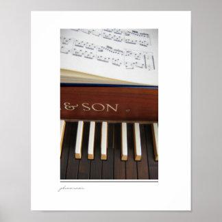 Jim's Harpsichord poster