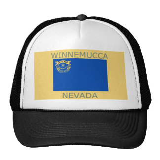 Jim's winnemucca Nevada hat #3