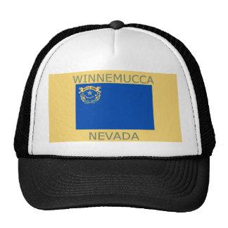 Jim's winnemucca Nevada hat #3