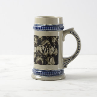 Jingle All the Way Silver Bells Stein 18 Oz Beer Stein