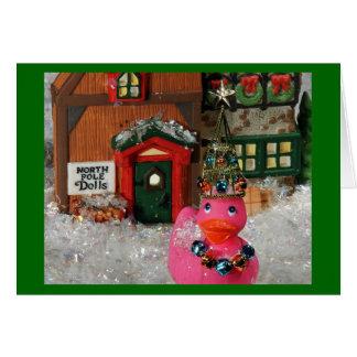 Jingle Belle! Greeting Card
