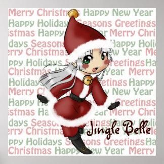 Jingle Belle Joy Poster