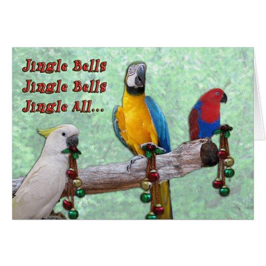 Jingle Bells Card