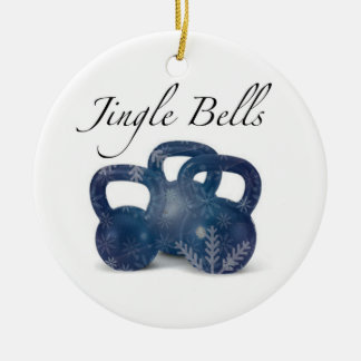 Jingle 'Bells Christmas Ornament