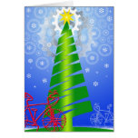 Jingle Cogs Greeting Cards