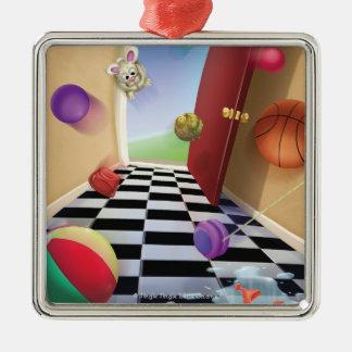 Jingle Jingle Little Gnome Bouncy Ball Ornament