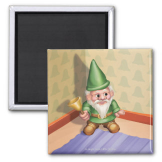 Jingle Jingle Little Gnome Ding-a-Ling Magnet