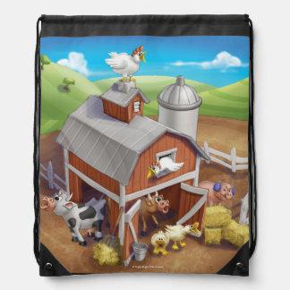 Jingle Jingle Little Gnome Loud Farm Backpack