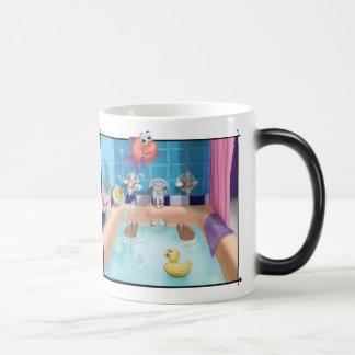 Jingle Jingle Little Gnome Morphing Rub-a-Dub Mug