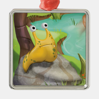 Jingle Jingle Little Gnome Mr. Slug Ornament