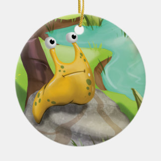 Jingle Jingle Little Gnome Mr. Slug Ornament