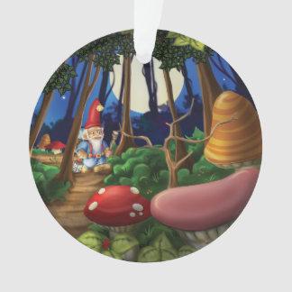 Jingle Jingle Little Gnome Ornament