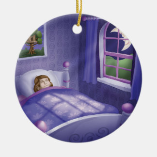 Jingle Jingle Little Gnome Peaceful Sleep Ornament