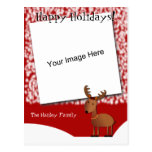 Jingles Christmas Photo Post Card