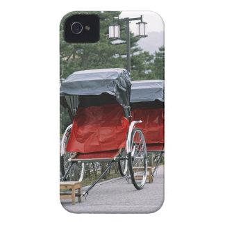 Jinrikisha iPhone 4 Case-Mate Case