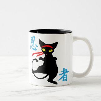 Jinx the Cat: Miao-Fu Mug