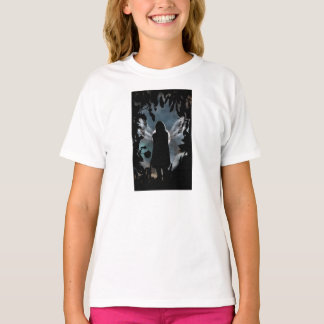 Jinx the Pixie girl's tee shirt