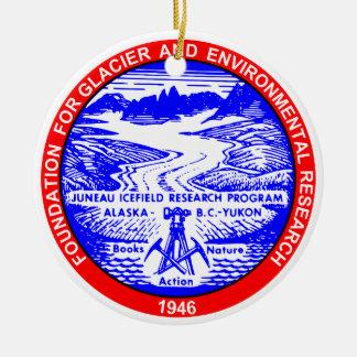 JIRP Colour Christmas Tree Ornament