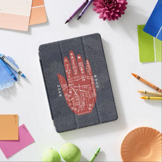 Jitaku Palm Reading Indigo-Dye iPad Pro Case iPad Pro Cover