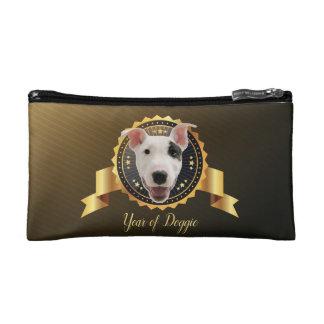 Jitaku Year Of The Dog Badge Cosmetic Bag