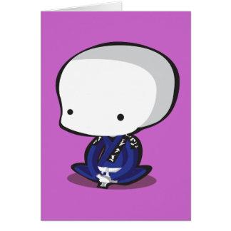 Jiu Jitsu Card