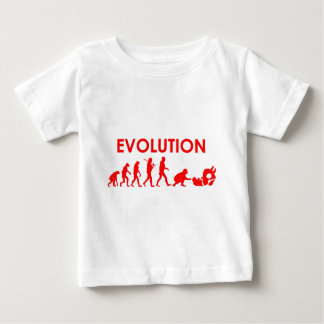 Jiu Jitsu Evolution Baby T-Shirt