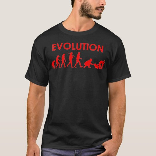 Jiu Jitsu Evolution T-Shirt