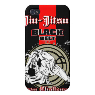 Jiu-Jitsu iPhone iPhone 4 Covers