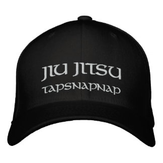 Jiu Jitsu TapSnapNap Baseball Cap
