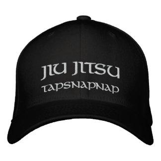 Jiu Jitsu TapSnapNap Embroidered Hat