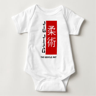 Jiu Jitsu - The Gentle Art Baby Bodysuit