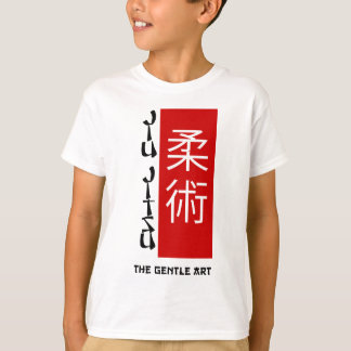 Jiu Jitsu - The Gentle Art T-Shirt