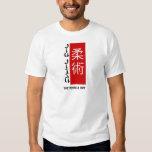 Jiu Jitsu - The Gentle Art T Shirts
