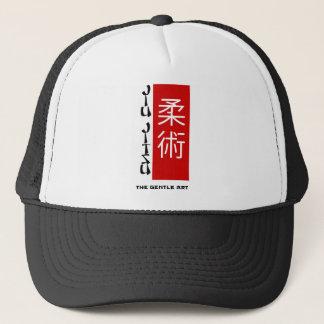 Jiu Jitsu - The Gentle Art Trucker Hat