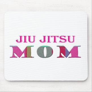 JiuJitsuMom Mouse Pads