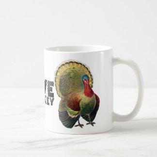 Jive Turkey Thanksgiving Coffee Mug
