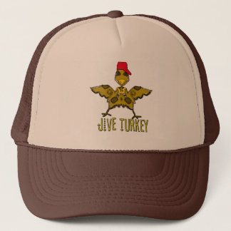 jive turkey trucker hat