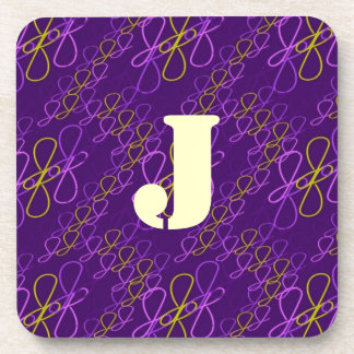 JjParade Amazing Grape Drink Coasters