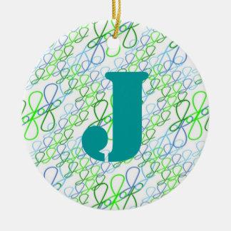 JjParade Springtime Christmas Ornament