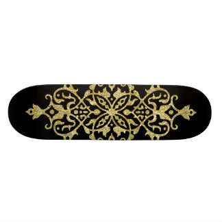 JK16 APPAREL - Golden Gods 21.3 Cm Mini Skateboard Deck