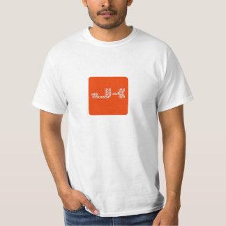 JK Logo Full Repeated T-Shirt