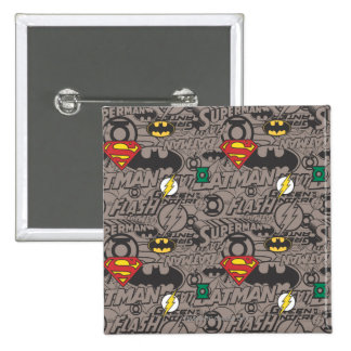 JL Core Supreme 6 15 Cm Square Badge