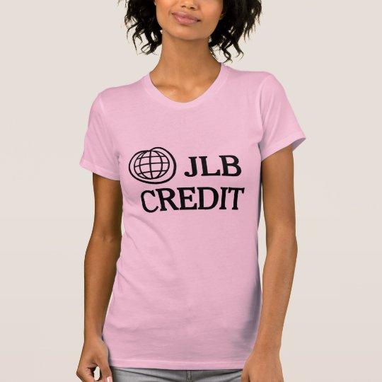 JLB crédit inspiré par Peep Show Soft T-shirt en coton