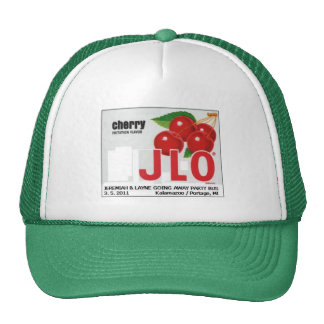 JLO Going Away Party Mesh Hat