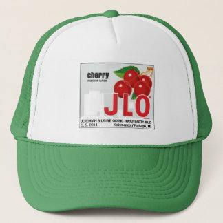 JLO Going Away Party Trucker Hat