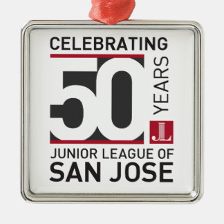 JLSJ 50th Anniversary Commemorative Ornament