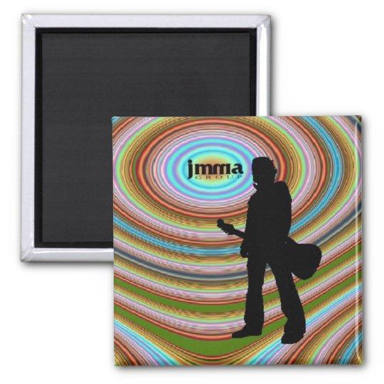 JMMA Psychedelic Magnet